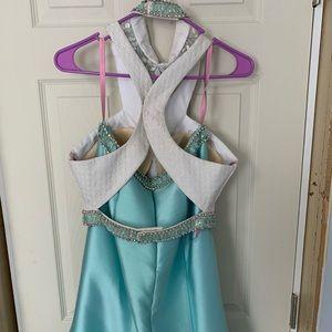 Blush Dresses - Prom Dress